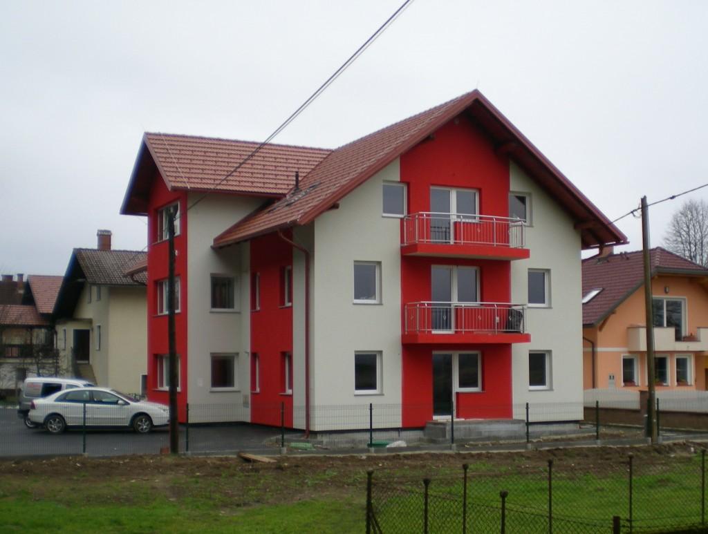 6 stanovanjski blok